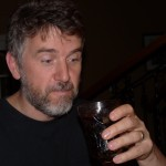 Picture of Dad drinking soda